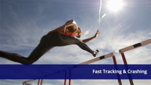 What is Fast Tracking and Crashing?