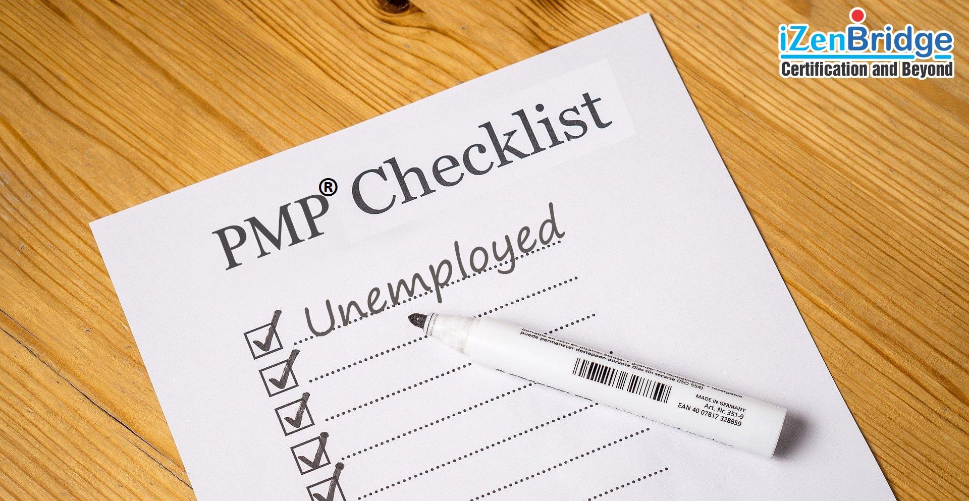 checklist PMP