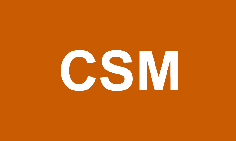 Certified Scrum Master - CSM