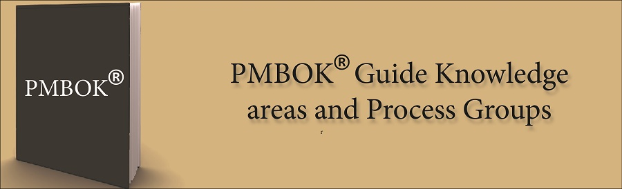 PMBOK Knowledge areas and Process Groups