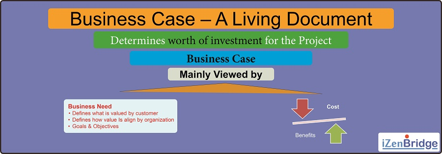 PMI-PBA Business Case