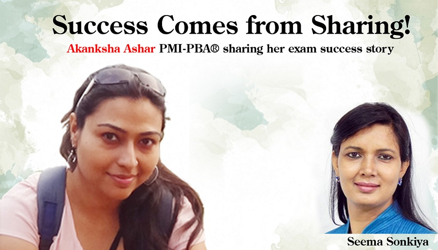 PMI-PBA Exam Success story
