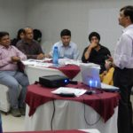 Agile Workshop facilitate by Saket Bansal