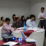 Discussion in Agile workshop delhi