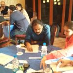 Participants in ACC training in delhi