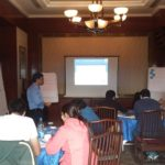 2nd day of Agile coaching training in delhi