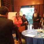Saket Bansal interact with participants of agile coach delhi