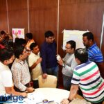 Participants Activities in CSM Bangalore