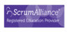 Scrum Alliance REP Logo