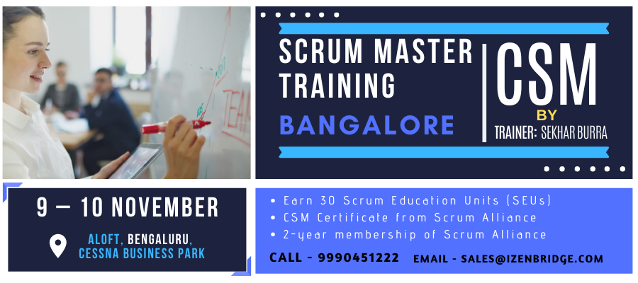 Scrum Master Training